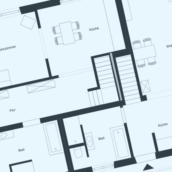 Grundriss Ostfriesland Design