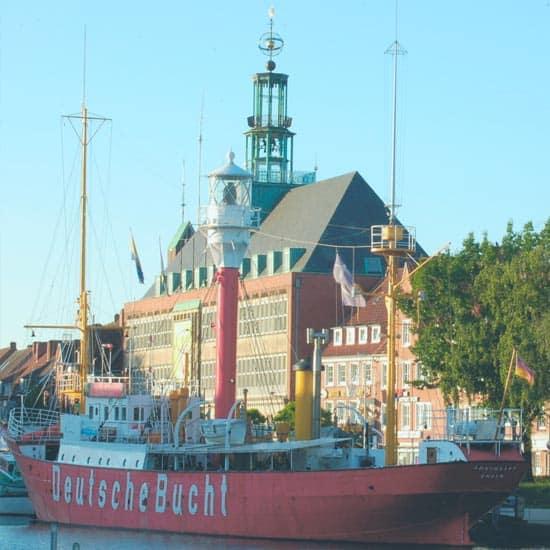 Feuerschiff Rathaus Emden