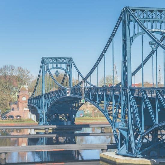 Brücke Wilhelmshaven