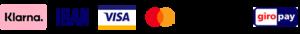 Zahlungslogos Ostfriesland Domizile Payment Gateways